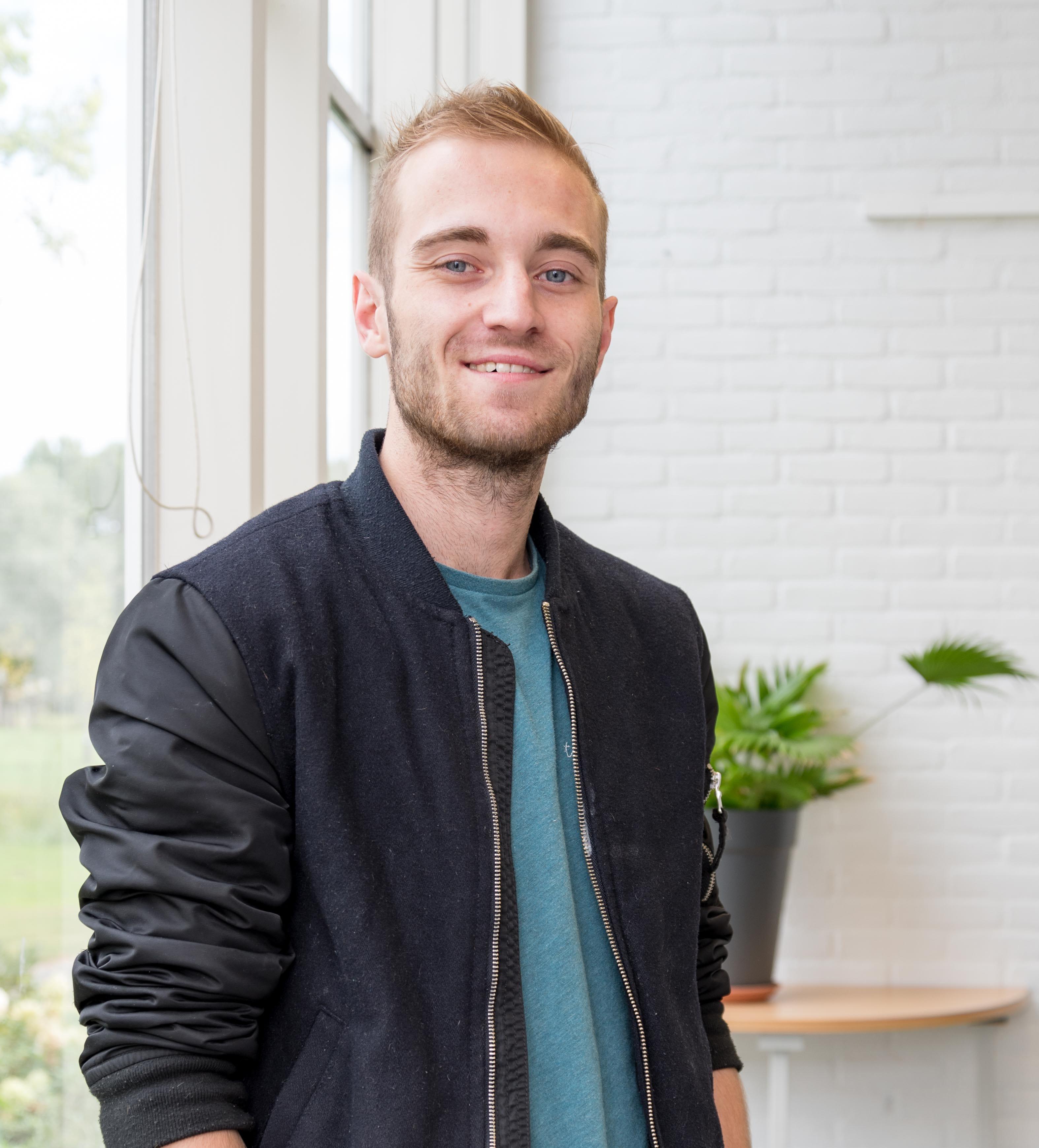 Jesse Broekhuis - Stichting WIEL
