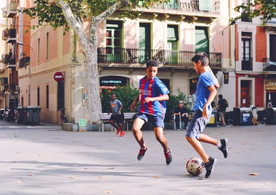 Straatvoetbal - Stichting WIEL
