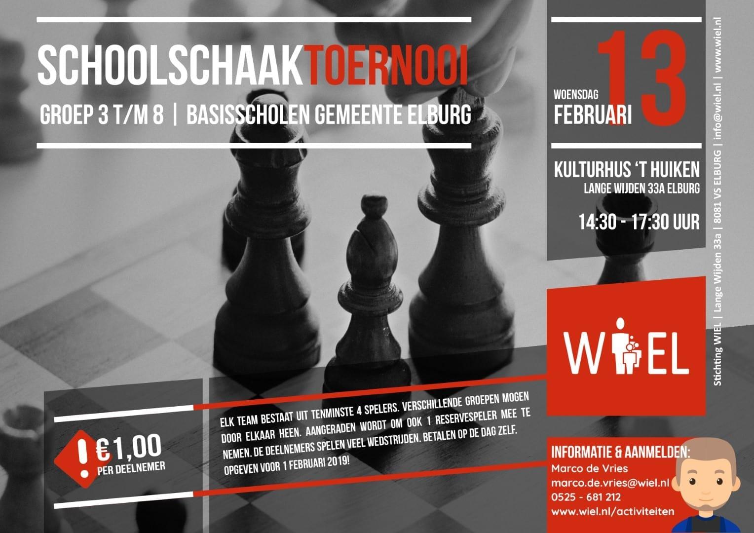 School schaakkampioenschap