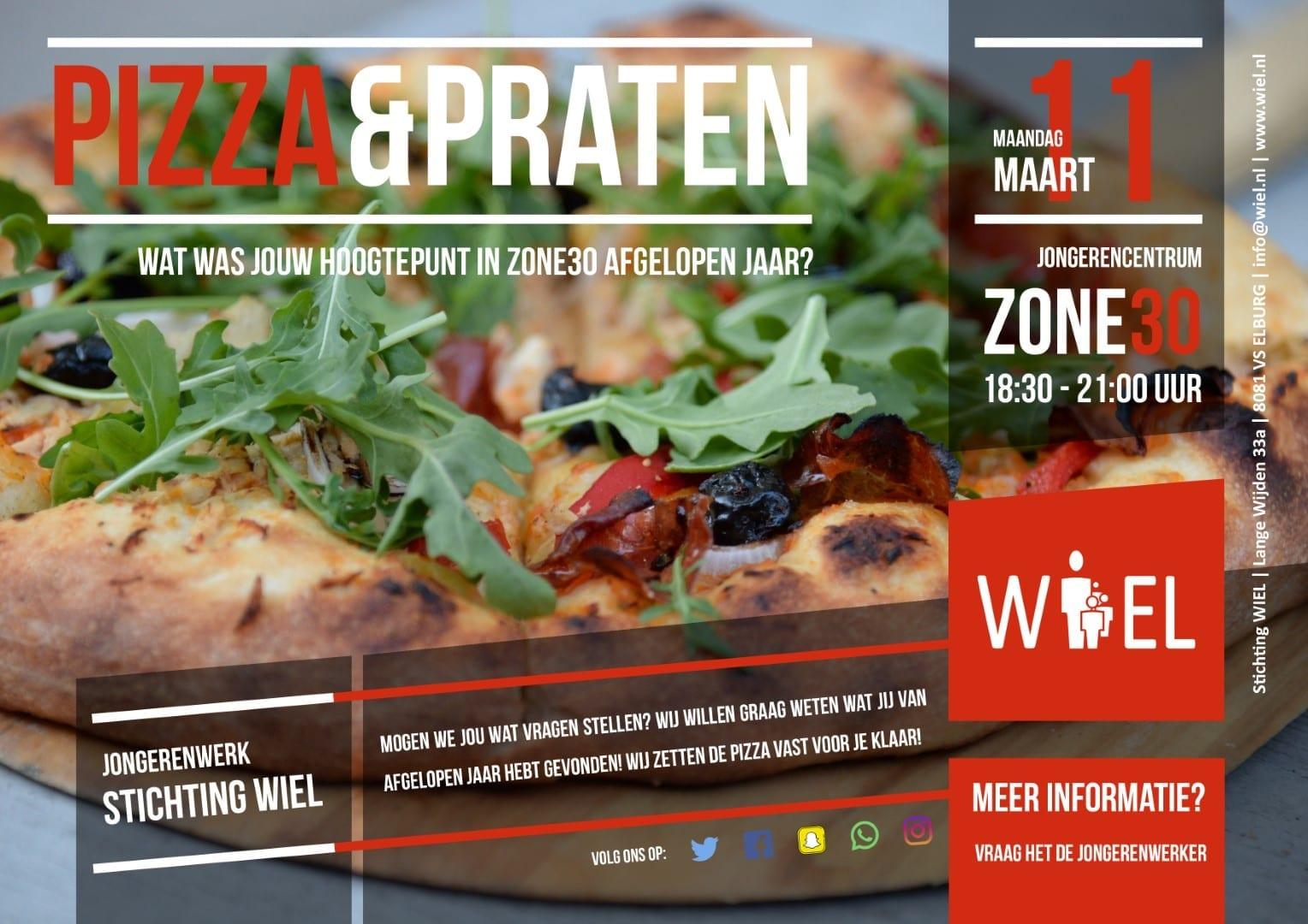 Pizza & Praten
