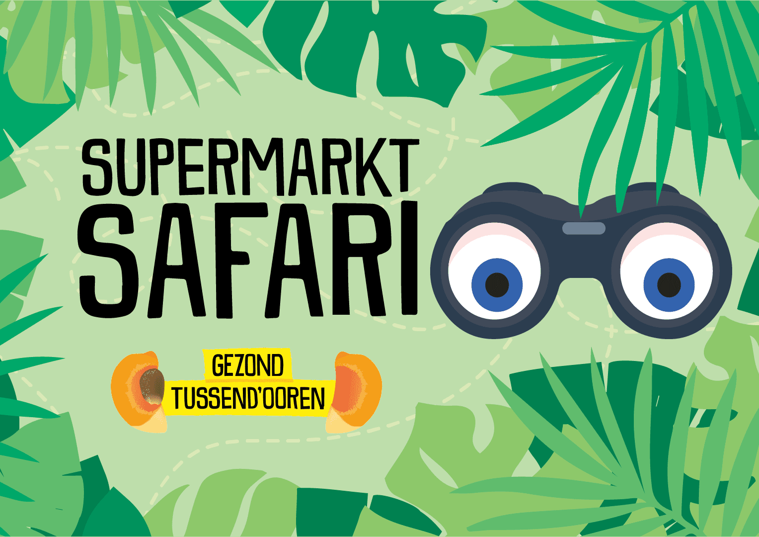 Supermarkt Safari - Stichting WIEL