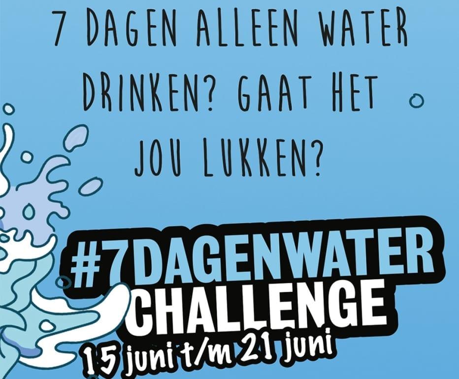 #7dagenwater challenge