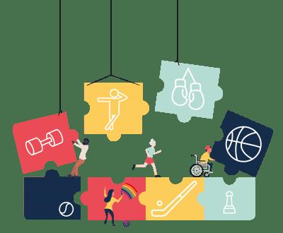 Regionale samenwerking inclusief sporten